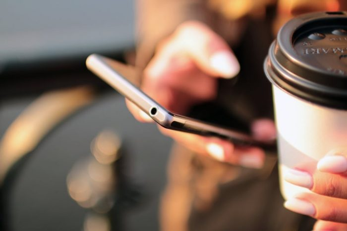 Uso - smartphone