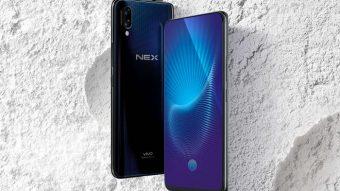 Vivo NEX é um smartphone sem notch e quase sem bordas