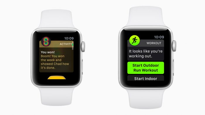 Apple presenta WatchOS 5 centrado en la salud del usuario 2