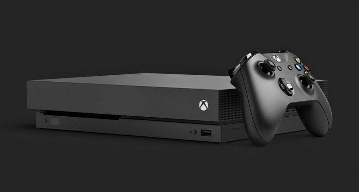Microsoft / Xbox One X / 4K