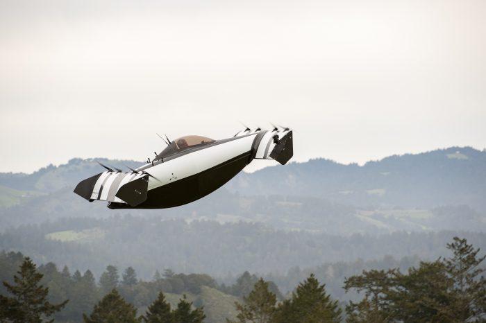 BlackFly é o novo veículo voador apoiado por Larry Page