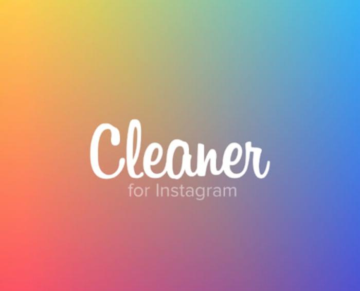 Cleaner for Instagram - Deixar de seguir todos