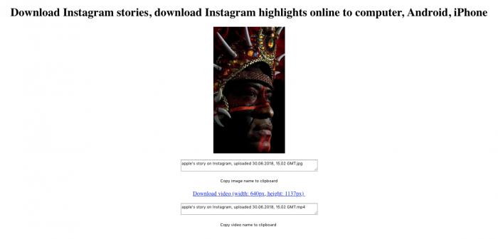 Download Stories Highlights