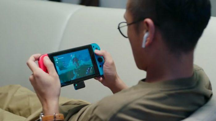 Genki é acessório USB-C para o Nintendo Switch