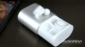 Fone Bluetooth QCY T1 PRO: o som de qualidade que sofre com interferências