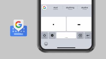 Google adiciona código morse ao teclado Gboard para iOS e Android
