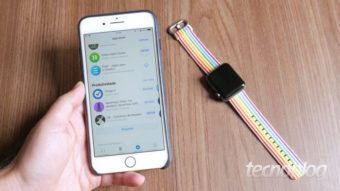Como emparelhar e desemparelhar o Apple Watch