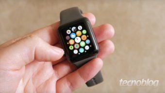 Apple Watch Series 3 tem vários bugs após instalar watchOS 7