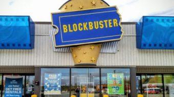 Blockbuster ainda existe, mas sobrou apenas uma loja nos EUA