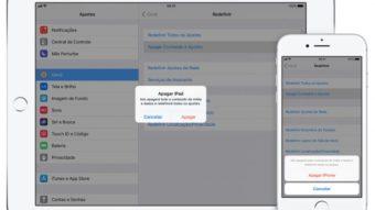 O que fazer antes de vender o seu iPhone ou iPad usado?