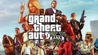 GTA 5 é liberado grátis para PC na Epic Games Store