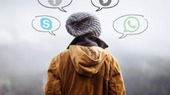 Como ficar invisível no WhatsApp, no Messenger e no Instagram [Flychat e Unseen]