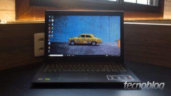 Lenovo Ideapad 320: o modelo básico para os exigentes