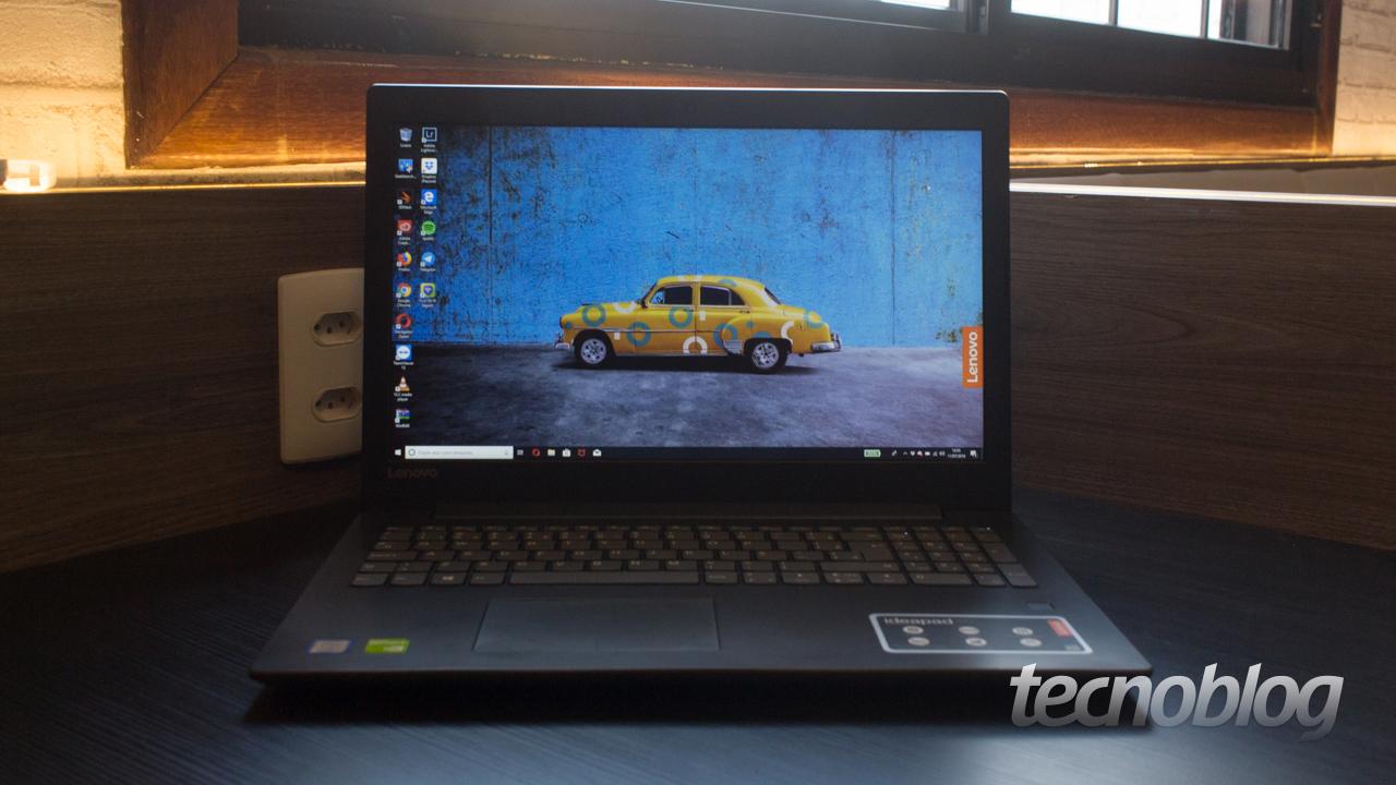 Review Lenovo Ideapad 320: o modelo básico para os exigentes