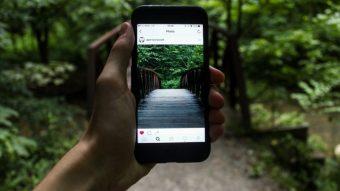 Como ocultar e mudar a ordem dos filtros do Instagram