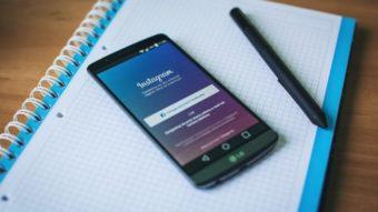 """Como colocar o termo """"figura pública"""" ou """"blogueiro"""" no perfil do Instagram"""