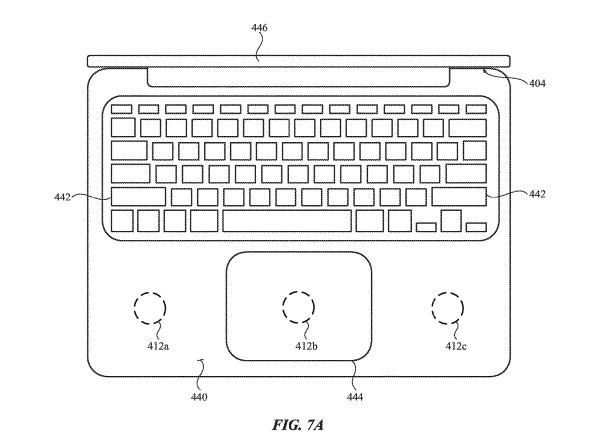 Carregamento wireless no MacBook