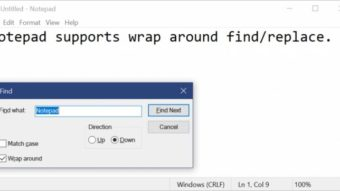 Bloco de Notas, Paint e WordPad se tornarão recursos opcionais no Windows 10