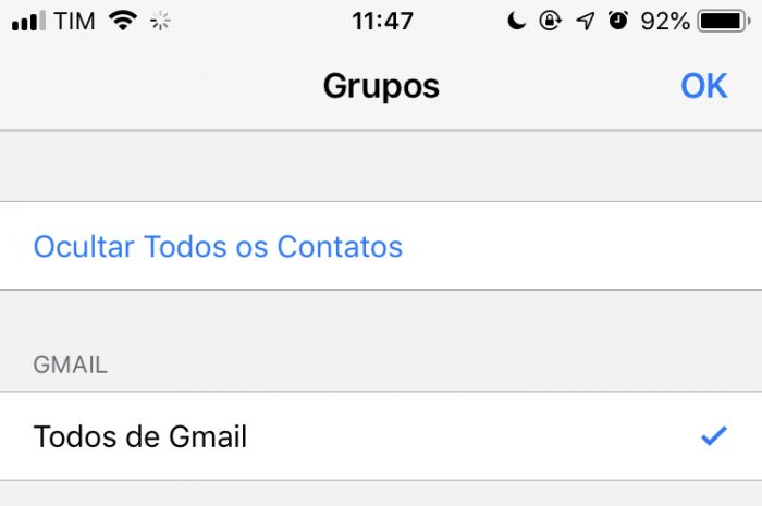 Como apagar todos os contatos do iPhone – Aplicativos e Software