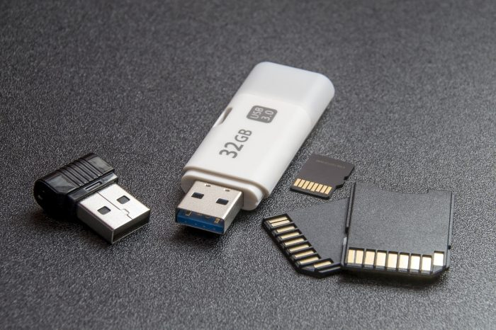 Dispositivos USB usados como vetor de ataque