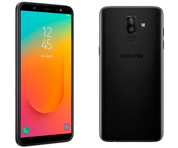 Galaxy J8 is an intermediate smartphone for $ 899 2