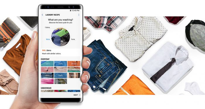 Samsung QDrive es una lava seca conectada que promete reducir el tiempo de lavado a la mitad 3