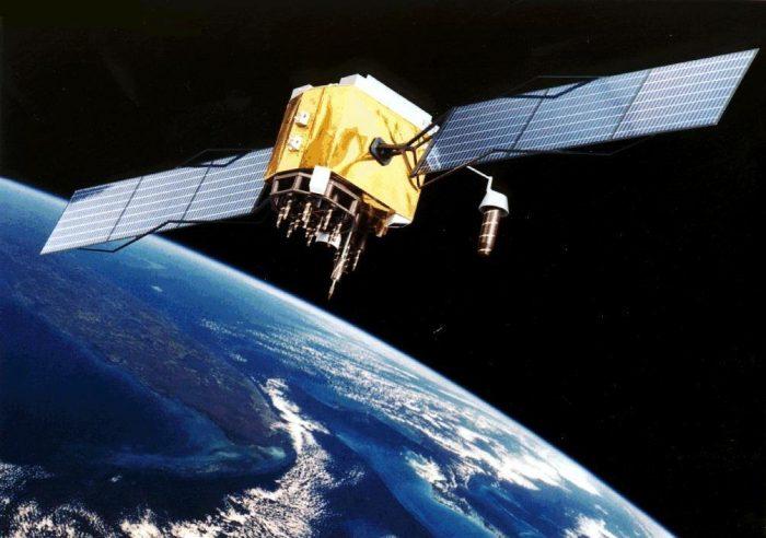Satélite - imagem ilustrativa