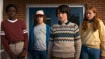 3ª temporada de Stranger Things só chega à Netflix no meio de 2019