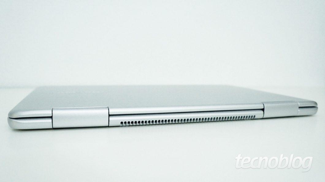 O S51 Pen tem 1,4 cm de espessura