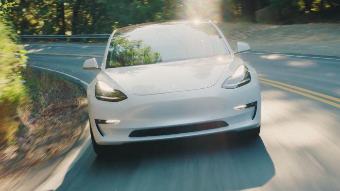 Carro Elétrico Tesla Model 3 (Foto: Divulgação/Tesla)