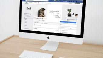 Como transformar um perfil em página no Facebook