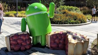 Android Pie ainda está em menos de 0,1% dos celulares apesar do Project Treble