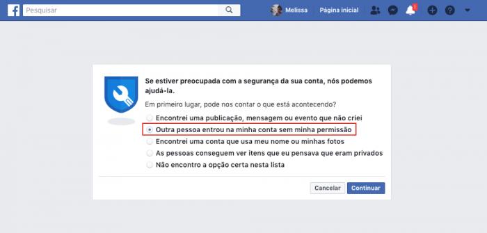 Facebook Hacked Recuperar