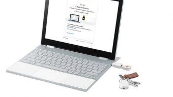 Google libera a chave de segurança Titan para mais usuários