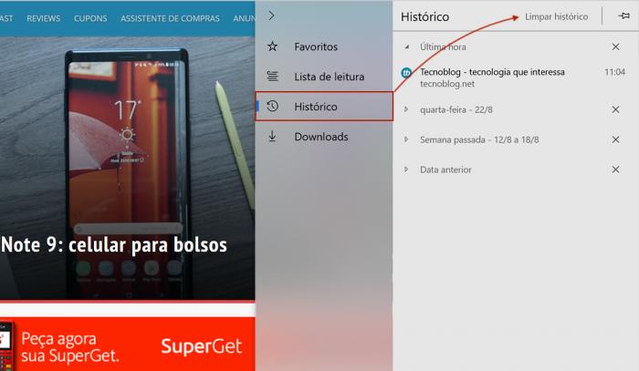 Microsoft Edge Não Abre