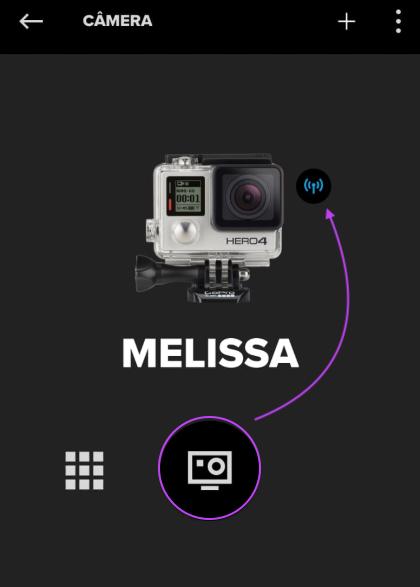 Sincronizar Camera GoPro