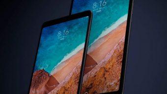 Mi Pad 4 Plus é o primeiro tablet da Xiaomi com tela de 10,1 polegadas