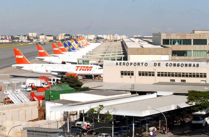 Aeroporto de Congonhas (Foto: Wikimedia Commons)