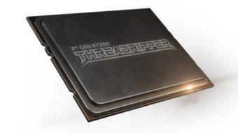 AMD lança processadores Threadripper com até 32 núcleos