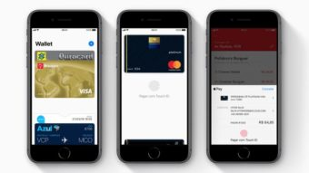 Apple Pay agora suporta cartões do Bradesco e BB