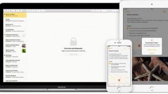 Como colocar senha nas Notas do iPhone e Mac