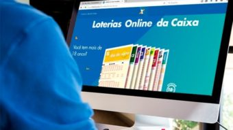 Caixa lança site para apostas online na loteria