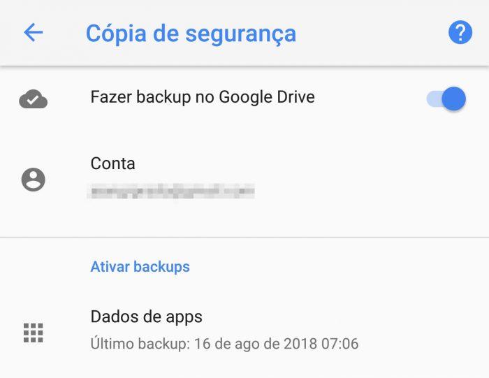 Como fazer backup de um celular Samsung Galaxy – Celular