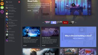 Discord passa a vender jogos e vira concorrente do Steam