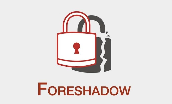 L1TF / Foreshadow