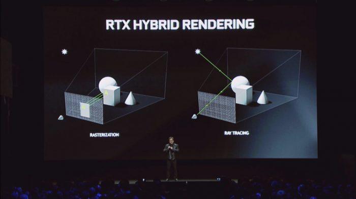 Nvidia Turing: solução híbrida