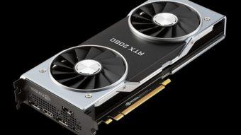 Nvidia: GeForce RTX 2080 é 50% mais rápida que GTX 1080 em jogos