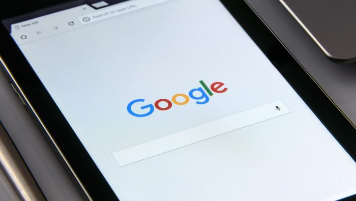 google busca tablet android