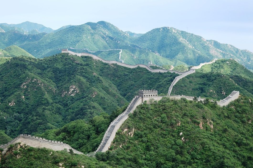 Grande Muralha da China (Foto: Max Pixel)