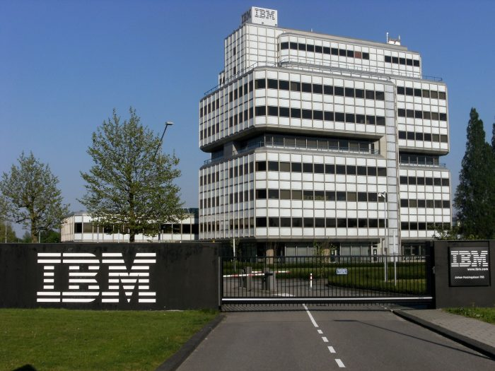 IBM (Imagem: Wikipedia)